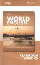 WORLD ENGLISH 2 CLASSROOM AUDIO CD - 1ST ED
