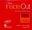 NEW INSIDE OUT UPPER-INTERMEDIATE CLASS AUDIO CD - 2ND ED