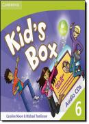 KIDS BOX 6 AUDIO CD (3)