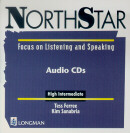 NORTHSTAR FOCUS ON LISTENING AND SPEAKING HIGH INTERMEDIATE - 2 CDS