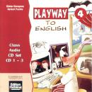 PLAYWAY TO ENGLISH 4 CLASS CD - 1ST ED