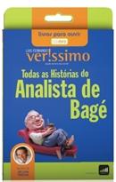 TODAS AS HISTORIAS DO ANALISTA DE BAGE, O - AUDIOLIVRO