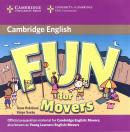 FUN FOR MOVERS CD - 2ND ED