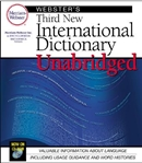 WEBSTER`S THIRD NEW INT.DIC.UNABR.CD-ROM