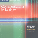 COMMUNICATING IN BUSINESS - AUDIO CD (PACK OF 2)  SECOND EDITION