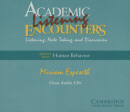 ACADEMIC LISTENING ENCOUNTERS CD