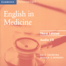 ENGLISH IN MEDICINE CD (1) - 3RD EDITION