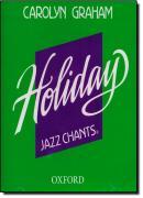 HOLIDAY JAZZ CHANTS - AUDIO CD