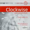 CLOCKWISE PRE-INTERMEDIATE CLASS CD