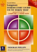 LONGMAN INTRODUCTORY COURSE FOR THE TOEFL TEST CD  - 1ST ED