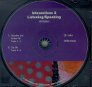 INTERACTIONS 2 LISTENING/SPEAKING CD - 4TH ED