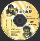 IDEAS & ISSUES - UPPER INTERMEDIATE - AUDIO CD