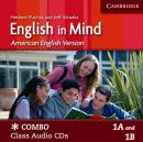 AMERICAN ENGLISH IN MIND 1A/1B CD - 1ST ED