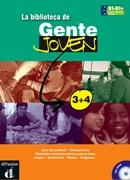 BIBLIOTECA DE GENTE JOVEN 3+4 CD-ROM