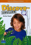DISCOVER ENGLISH STARTER ACTIVE TEACH (INTERACTIVE WHITEBOARD SOFTWARE) - 1ST ED
