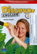 DISCOVER ENGLISH 2 ACTIVE TEACH (INTERACTIVE WHITEBOARD SOFTWARE) - 1ST ED