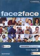 FACE2FACE INTERMEDIATE TEST GENERATOR CD-ROM - 1ST ED