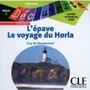 EPAVE/ L´ VOYAGE DU HORLA NIVEAU 2 (CD AUDIO)