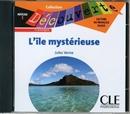 ILE MYSTERIEUSE, L´ NIVEAU 1 (CD AUDIO)