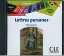 LETTRES PERSANES, LES - NIVEAU 2 (CD AUDIO)