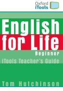 ENGLISH FOR LIFE BEGINNER CDROM & FLASHCARDS PACK (ITOOLS)