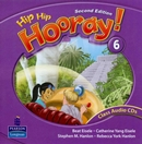 HIP HIP HOORAY! 6 CLASS AUDIO CD (2)