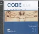 CODE BLUE B1 - AUDIO CD