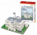 QUEBRA-CABECA 3D - THE WHITE HOUSE