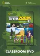 TIME ZONES 3 DVD - 1ST ED