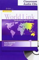 WORLD LINK 1 - AUDIO CD 2ND EDITION