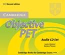 CAMBRIDGE OBJECTIVE PET AUDIO CD (3) - SECOND EDITION
