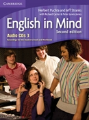 ENGLISH IN MIND 3 CD (3) SECOND EDITION