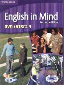 ENGLISH IN MIND 3 DVD - 2ND ED