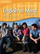 ENGLISH IN MIND STARTER CD (3) - SECOND EDITION