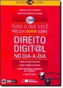 DIREITO DIGITAL NO DIA-A-DIA  - AUDIO BOOK