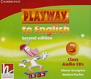 PLAYWAY TO ENGLISH 3 CLASS CD(3) - 2ND ED