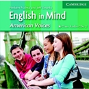 ENGLISH IN MIND 2 CLASS - AMERICAN VOICES - 1ST ED