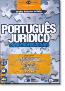 PORTUGUES JURIDICO PARA PROFISSIONAIS - AUDIO BOOK