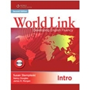 WORLD LINK INTRO CLASSROOM AUDIO CD - 2ND EDITION