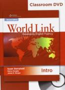 WORLD LINK INTRO - DVD - 2ND EDITION