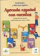APRENDO ESPANOL CON CUENTOS - GRABACION DE CUENTOS TRADICIONALES PARA NINOS Y NINAS - CD AUDIO