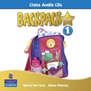 BACKPACK GOLD 1 CLASS CD - 2ND ED
