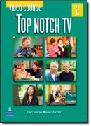 TOP NOTCH 2 TV VIDEO COURSE BOOK - 1ST ED