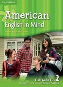 AMERICAN ENGLISH IN MIND 2 CLASS CD - 1ST ED