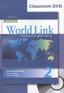 WORLD LINK 2 CLASSROOM DVD - 2ND ED