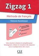 ZIGZAG 1 - VERSION NUMERIQUE SUR CLE USB