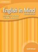 ENGLISH IN MIND STARTER TESTMAKER - SECOND EDITION