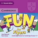 FUN FOR FLYERS CD (2) - SECOND EDITION