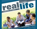 REAL LIFE INTERMEDIATE CLASS AUDIO CD 1-4 - 1ST ED