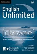 ENGLISH UNLIMITED INTERMEDIATE CLASSWARE DVD-ROM - 1ST ED
